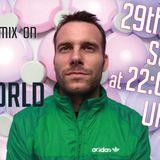 Metha Mix on Ideal Clubworld Radio ( UK) 2011.10.29.