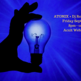 Robert Ouimet presents ATOMIX + Sept 6 2019 Acxit Web Radio