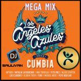 ANGELES AZULES MEGAMIX 2018-DJSAULIVAN