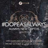Always New Depths - Spotlight Session 27.10.14