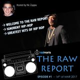 The Raw Report - 14th of March 2017