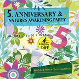 Atesh K. & Farouk Chatin (back2back) Live Set Part 1 @ Atölye Cadı Kazanı Cafe