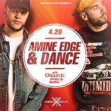2017.04.20 - Amine Edge & DANCE @ Commonwealt Bar, Cagary, CA