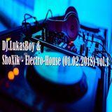 Sh0Xik & DJ.LukasBoy - Music Electro-House (01.02.2018) vol.1