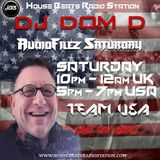 DJ Dom D Presents AudioFilez Saturday Live On HBRS 05-01-19