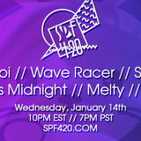 WAVE RACER LIVE at Spf420 DOWN UNDER 1.14.15