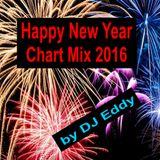 Happy New Year - Chart Mix 2016 by DJ Eddy