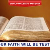 Day 5 - Your faith will be tested