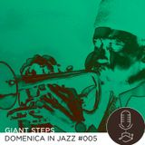 Giant Steps: Domenica in jazz #005