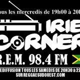 Irie Corner by Hagar sound system - Emission du 15/09/12