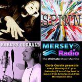 2nd December 2019 Chris Currie presents on Mersey Radio