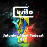 Cusito - Saturday Night Podcast 014 (07-04-2012)