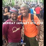 Universal Languages (#204) w/Guest Dj Phantom P