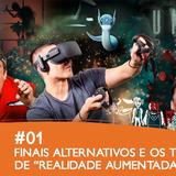 Café Atômico #01 - Realidade Aumentada
