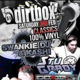 Icey @ Dirtbox 100% VINYL classixx 03-02-18