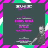 Kumusic Radioshow Ep.195 - Guest of the week: Chris Geka