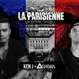 LA PARISIENNE VOL.1 MIXED BY ARABIKA AND KEN-J