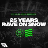 25 YEARS RAVE ON SNOW @ TAS FLOOR | Saalbach 151218 (live set)