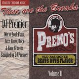 DJ Dough These Are The Breaks - DJ Premier Vol II