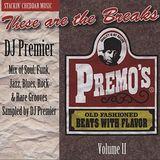 DJ Dough These Are The Breaks - DJ Premier Vol II