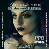 Our Favorites 2019 10 marcelvw meets DJ Badskoba TECHNO collab