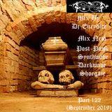 Mix New Post-Punk, Synthwave, Darkwave, Shoegaze (Part 122) Septembre 2019 By Dj-Eurydice