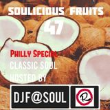 Soulicious Fruits #47 by DJ F@SOUL