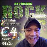 Mix For A Friend by DJ C4 Carlos Ramos