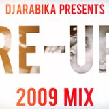 Re-Up : 2009 mix