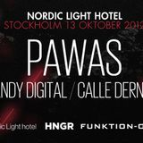 Pawas DJ set @ Get Unfokused, Stockholm (SE)