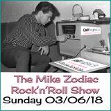 The Mike  Zodiac Rock'n'Roll Show 03_06_18