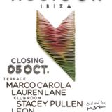 Marco Carola – Live @ Music On – Closing Party [Amnesia, Ibiza] 05.10.2018
