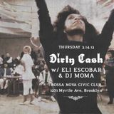 mOma Live at Dirty Cash 2.18.12