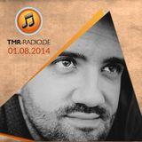 Marc de Vole @ TMR Radio - 01.08.2014