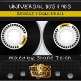 Shane Talon - Universal Old School REGGAE MiX Vol 1