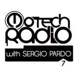"""PodCast Sergio Pardo @ Motech Records  """" September"""""""