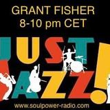 Just Jazz with Grant Fisher 060519