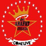 Dj Arafat Rwanda Mix  Vol 1