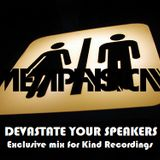 Metaphysical Devastate your Speakers (Exclusive Kind Recordings USA mix)