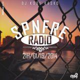 SPNFRE Radio 01/19/2014