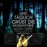 Red Panda @ Täglich grüßt die Bassmachine 25.01.14