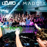 Levito & Maddix @ Juicy M, Warsaw 10/10/2014