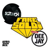 Fare Soldi x Radio Deejay x SCRUNCH - April 2014