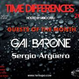 Sergio Arguero - Time Differences 264 (28th May 2017) on TM-Radio