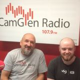 Derek McCutcheon interviews Chris Lennie about volunteering in Kenya with Voluntary Service Overseas