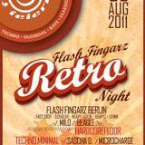 Task @ Flash Fingarz Retro Night (05.08.2011)