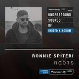 Ronnie Spiteri - Roots (Underground Sounds of UK)
