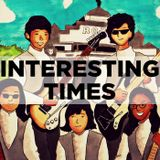 Interesting Times #22: The 'Gimme Shelter' Mix
