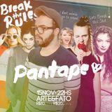 PANTAPE! ♥