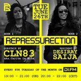 Repressurection by CLN83 (a.k.a Carita La Nina)